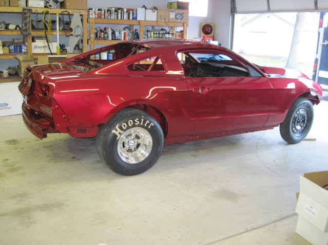 Varsity Ford Ann Arbor >> George Wright Racing - Charlie Downing's Cobra Jet Mustang